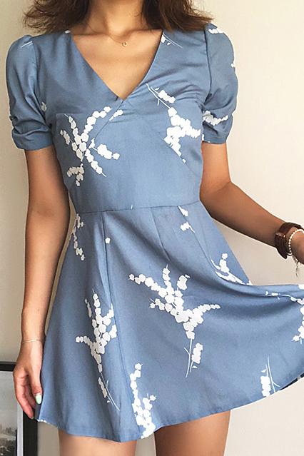 Raye Floral Dress