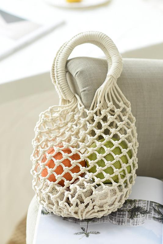Azores Woven Mini Bag
