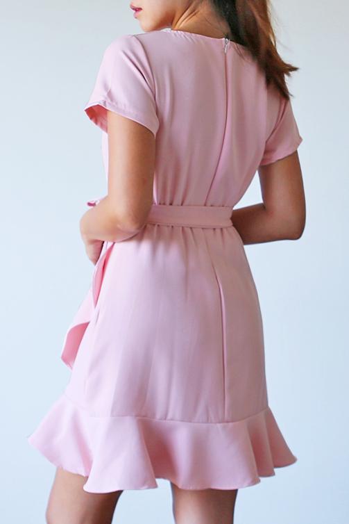Zella Wrap Dress