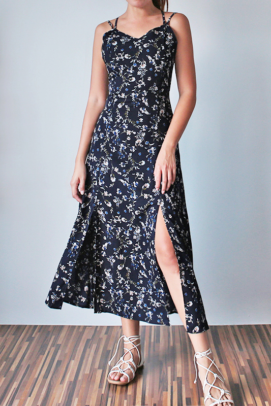 Jamie Floral Maxi Dress