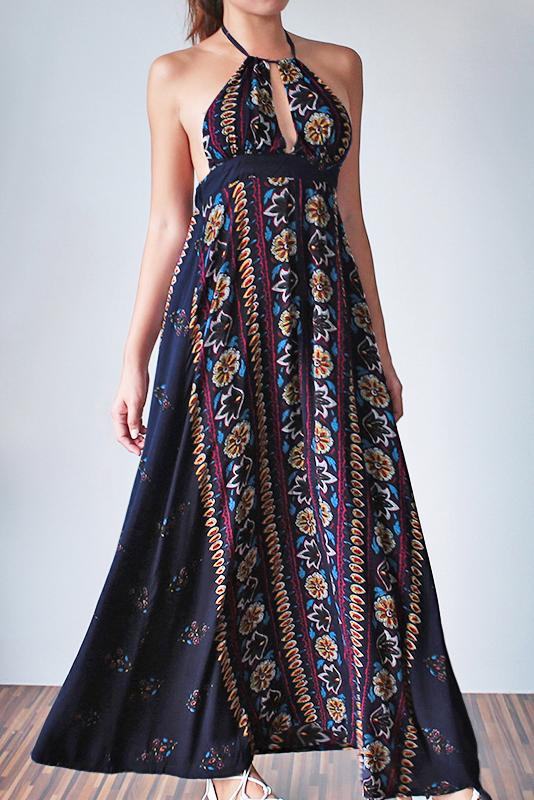 Boheme Maxi Dress